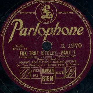 Mayfair Dance Orchestra - How Ya Gonna Keep 'Em Down On The Farm - Havanola